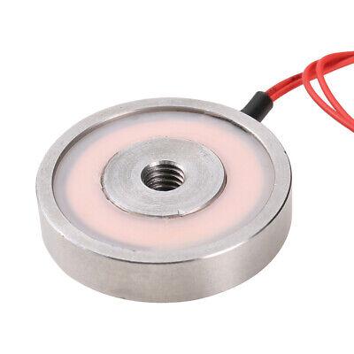 12v Electric Lifting Magnet Electromagnet Solenoid 11lb Holding Force