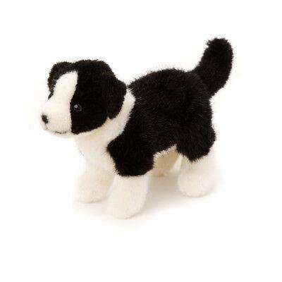 Border Collie 'Eddy' Collezionabile Morbido Peluche Giocattolo Cucciolo di Cane