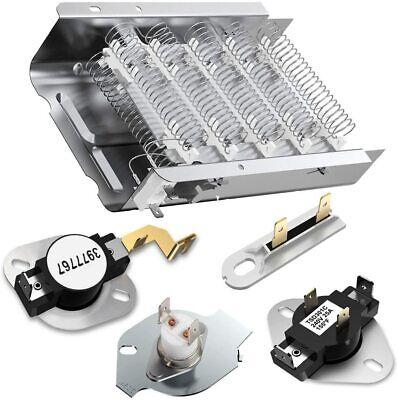 279838 Dryer Heating Element for Whirlpool Roper Kenmore Dryer Heating Element