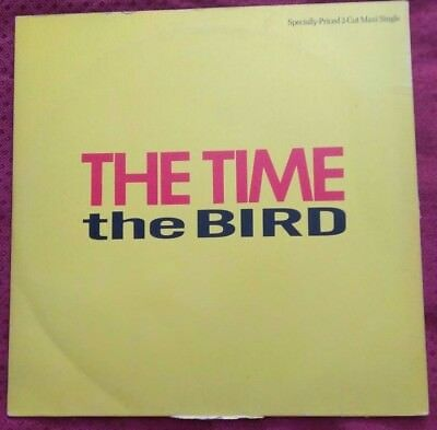 "The Time ""The Bird"" "" My Drawers 12"" Single Lp Morris Day WB 020315"