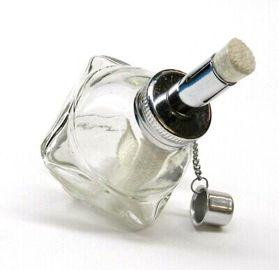 Alcohol Lamp Burner Faceted With 12 Wick Spirit Lamp For Jewelry - Dental Lab