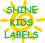 Shine Kids Labels