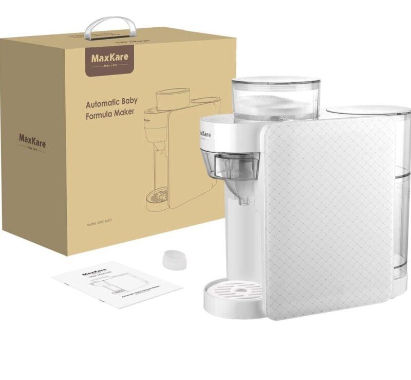 MaxKare Formula Milk Mixer Maker For Baby, Multifunctional Intelligent