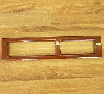 1989-1992 CADILLAC FWD FLEETWOOD GENUINE WOOD BEZEL ON DOOR PANEL