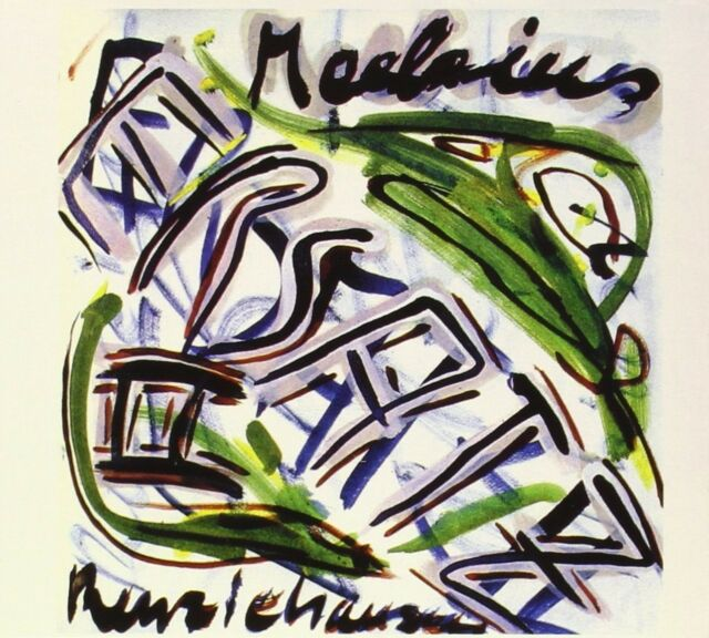 MOEBIUS & RENZIEHAUSEN - ERSATZ II  CD NEU