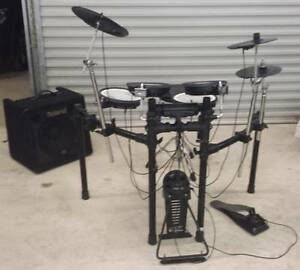 Drumkit Electronic Roland Traveston Gympie Area Preview