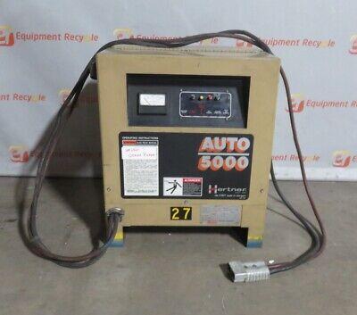 Hertner 3sd12-550 Battery Charger Fork Lift 12 Cell Auto 5000 24 Volt