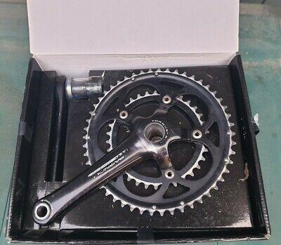 39 + 53 T NEUF 10 S powertorque 172.5 mm Vélo de route Campagnolo Veloce Pédalier