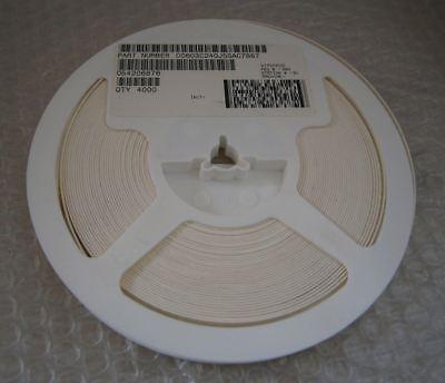 Kemet C0603c240j5gac7867 Cap Ceramic 24Pf 50V C0g 5  Smd 0603 125C Paper T R