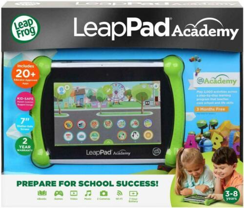 LeapFrog LeapPad Academy Kids' Learning Tablet - Green (6022) ™