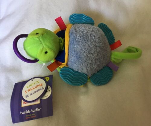 twinkle turtle travel activity toy award winning