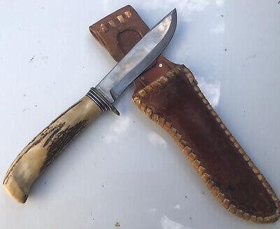 Early Harry Morseth Custom Knife - Everett, Wa
