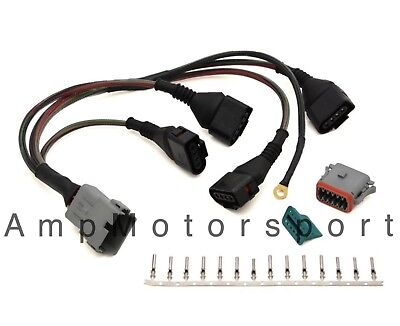 Audi Harness - Ignition Coil Harness Loom Upgrade Kit | VW MK4 Jetta Golf Beet | Audi TT | 1.8T