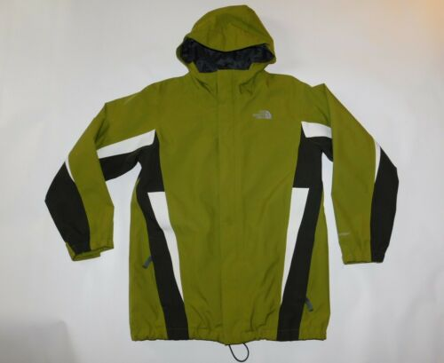 THE NORTH FACE Hyvent Nimbostratus Olive Green AFSO Shell Jacket Coat Youth XL