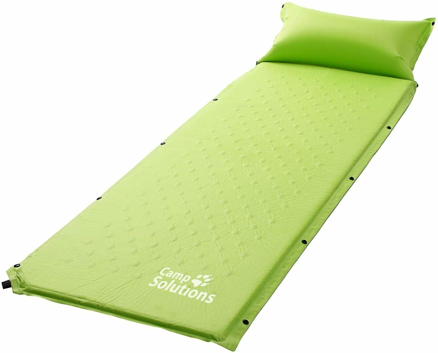 Seatopia Self Inflating Sleeping Pad Lightweight Foam Paddin
