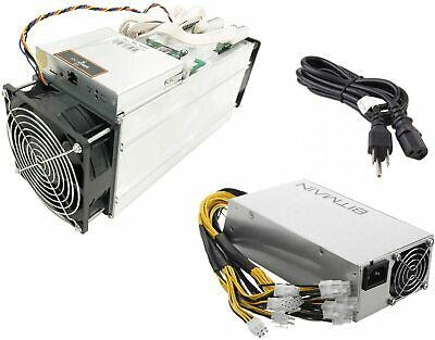 Bitmain Antminer S9 Bitcoin Miner WITH PSU+++++++ for sale  Shipping to South Africa