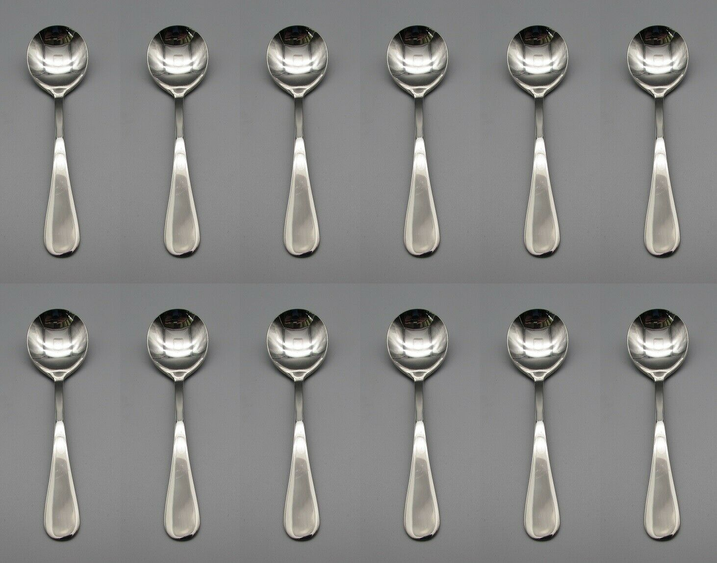 Place Setting by Dansk Crate /& Barrel Hamlin 18//10 Stainless Steel 5pc
