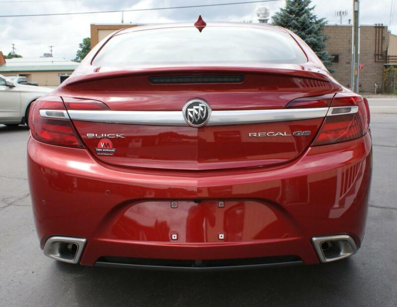 Image 7 Voiture American used Buick Regal 2015