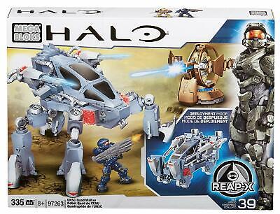 Mega Bloks 97263 Halo UNSC Quad Walker