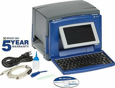 Brady S3100 Sign And Label Printer - Prints Industrial Labels And Facility Signs