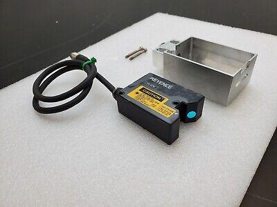Keyence Lk-g10 Laser Displacement Sensor Small Dot Super Precision 650nm Red Dot
