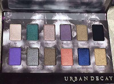 Urban Decay SHADOW BOX Eye Shadow Palette NEW AUTHENTIC