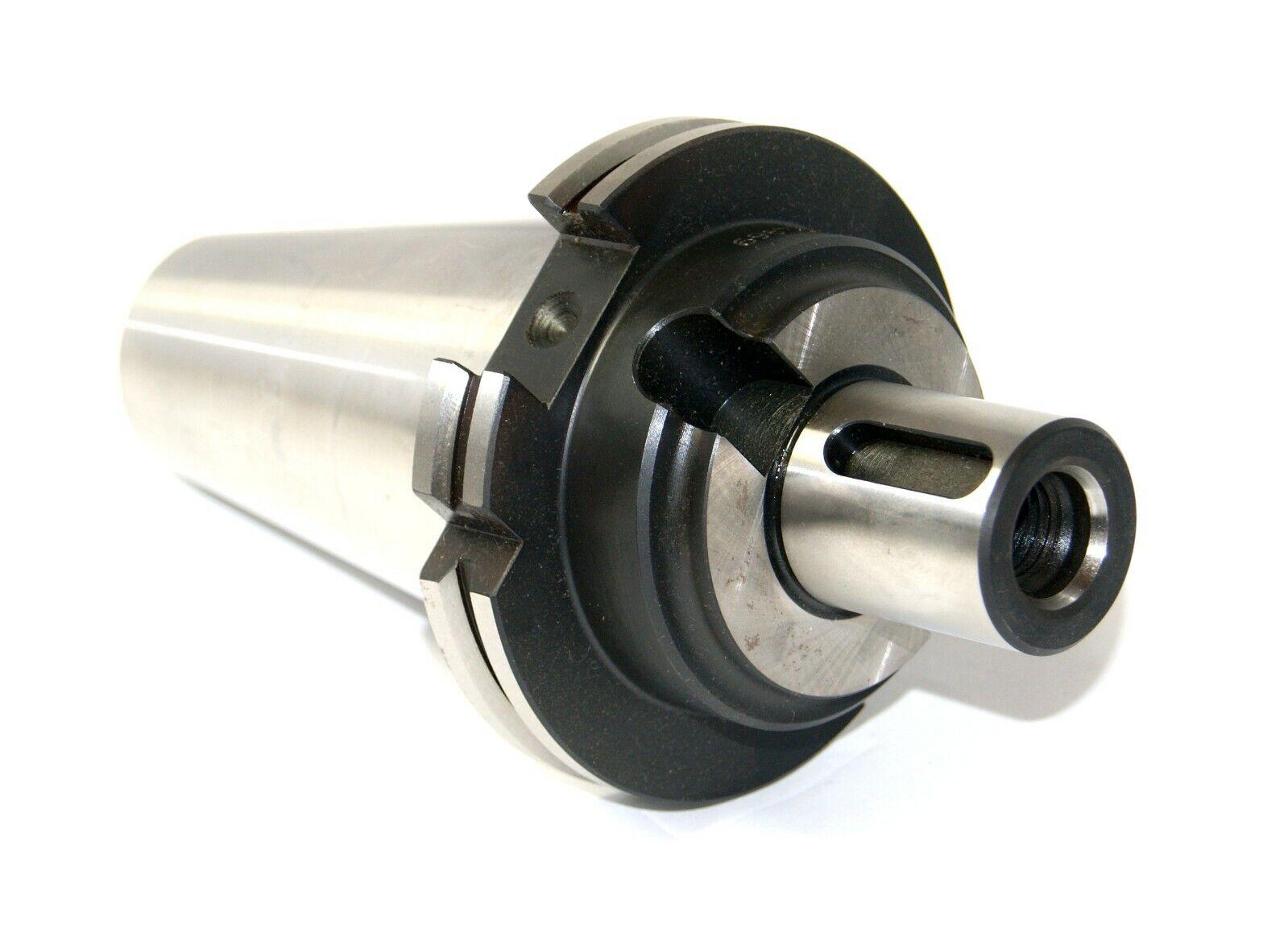 DIN69871 SK50 Kombi-Aufsteckfräserdorn für Längs- oder Quernut Sonderangebot