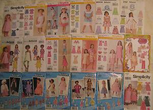Girls-Dress-Top-Skirt-Leggings-Shorts-Pants-Bag-Purse-Pattern-Toddler-Children