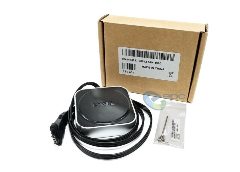 Genuine Dell 0RU297 Wifi Wireless Network Antenna Cable Kit WX492
