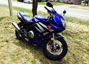 2004 GS500f (Priced To Sell!)