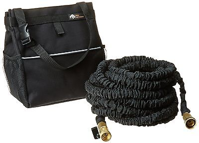 Expandable Garden Hose, Extends up to 100 Feet | Built Tough with Triple Laye...