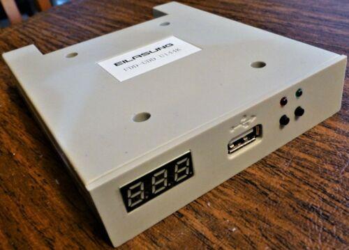 USB SSD Floppy Drive Emulator with FlashFloppy Firmware