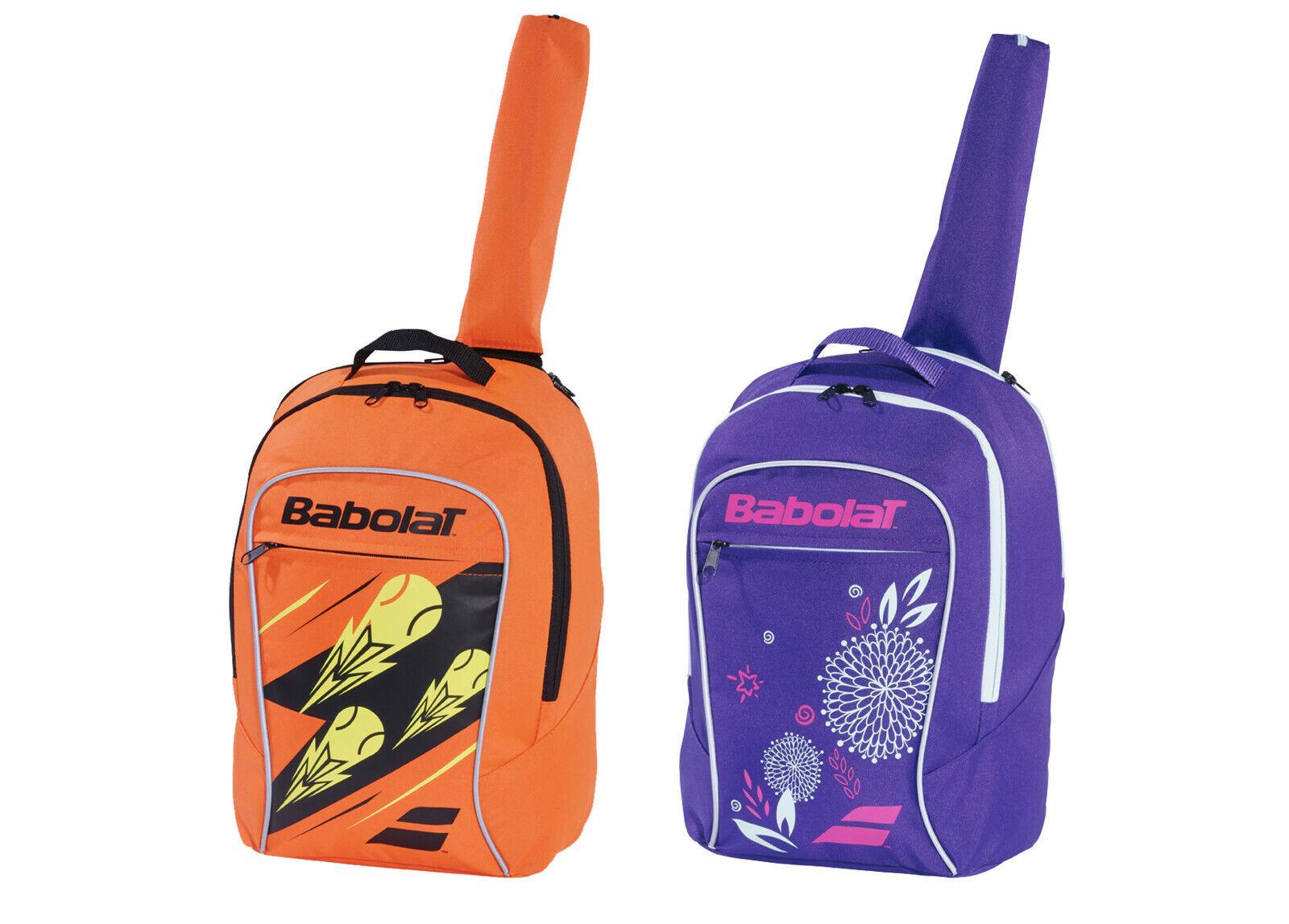 BABOLAT Junior Rucksack Badminton Tennis 2018 orange oder lila -NEU-