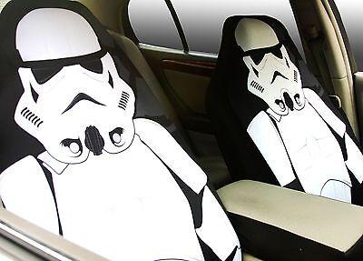 6PC STAR WARS STORMTROOPER CAR...