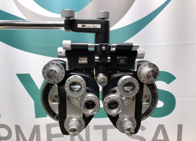 AO American Optical -Minus Phoropter 11625