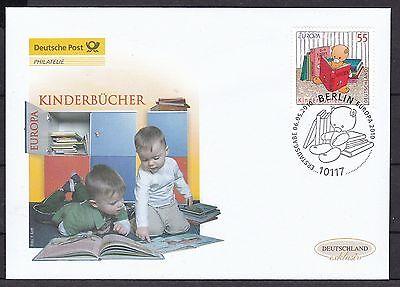 BRD 2010 Deutsche Post FDC MiNr. 2796  Europa Kinderbücher.
