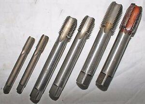 1-Unidad-2-piezas-Parte-Macho-manual-roscado-con-HSS-M-18-20-22-30-33
