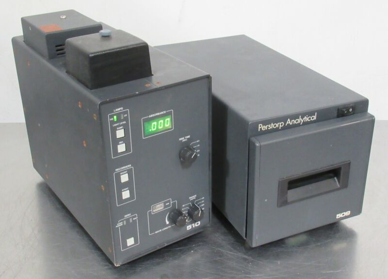 T173687 Perstorp Analytical 510 Absorbance Detector + 509 Power Distributor/Tray