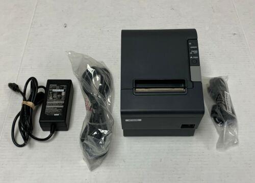 Epson TM-T88IV Model M129H POS Receipt Printer USB Power Supply