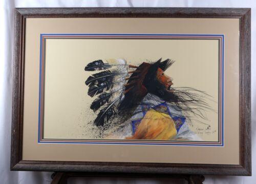 Raymond Judge Navajo Original Painting