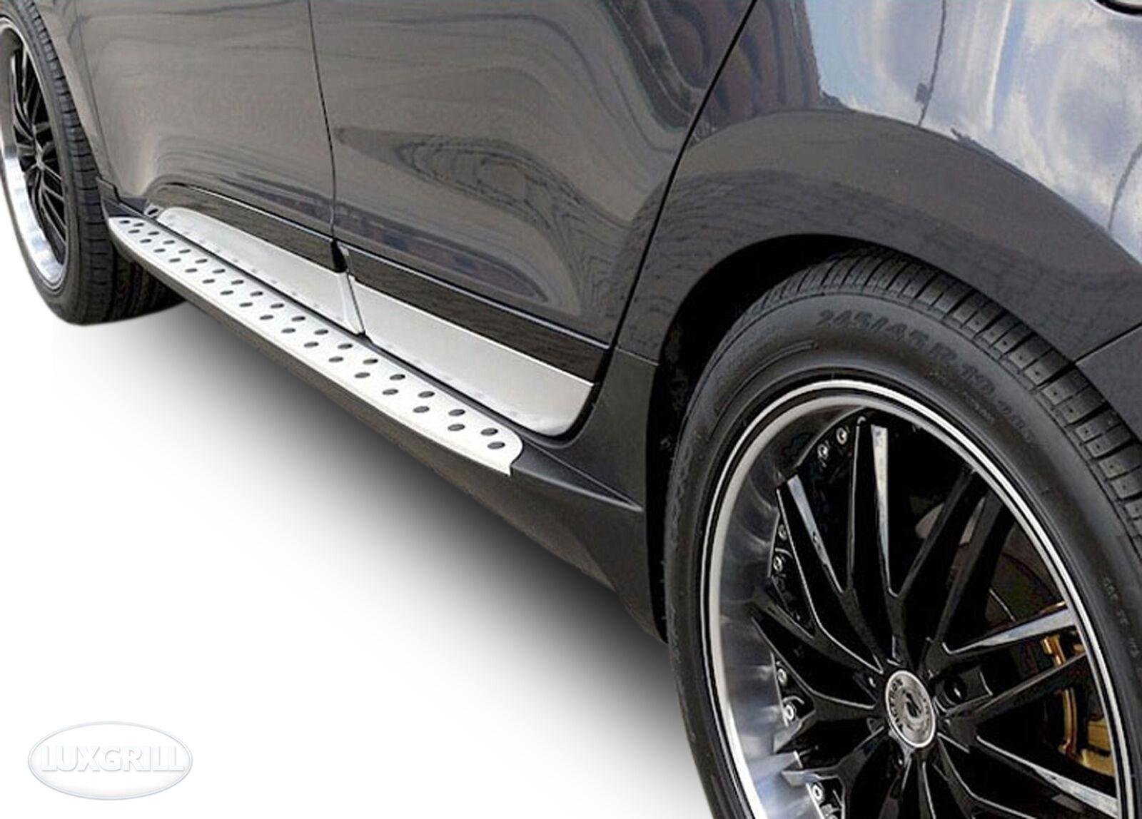Per Hyundai IX35 2010-2017 2018 2019 4 Pezzi Sottoporta Pedaliera Per Auto Pedale Benvenuto Soglia Per Pedale Barra Antiscivolo Striscia Protezione Antigraffio Accessori Decorativi Per Lo Styling