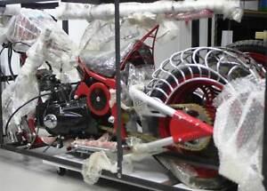 Mini Spider Chopper Motorbike - Brand New
