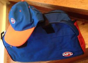 AFL BAG & CAP BRAND NEW San Remo Wyong Area Preview