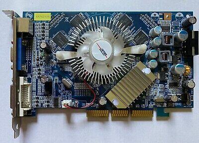 FIC A97 Radeon 9700 Video Card OEM AGP