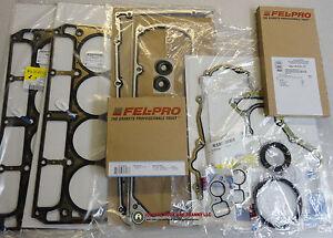 99-04 LS1 LS6 5.7L Corvette Trans Am MLS Engine Gasket Seal Set GM/FELPRO