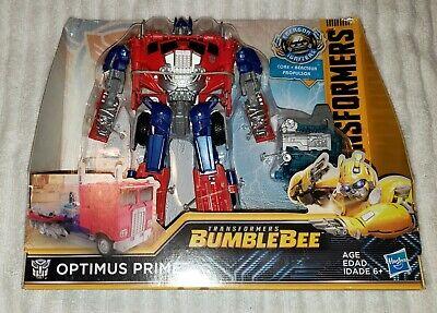 Transformers Bumblebee Movie Energon Igniters Nitro Series Optimus Prime
