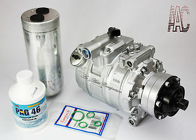 2004-2008 LAMBORGHINI GALLARDO USA REMAN A/C COMPRESSOR W/ONE YEAR WARRANTY.