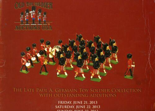2500+ Antique Vintage Toy Soldiers Elastolin Mignot Etc. / Rare Book +  Values