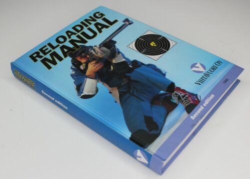 Vihtavuori Reloading Manual - 2nd Edition - 1995