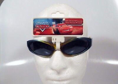 Disney Cars Lightning McQueen 100% UVA-UVB Boys Sunglasses Great Gift Teal - Lightning Mcqueen Sunglasses